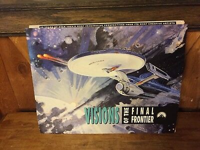Star Trek 25th Anniversary Art Portfolio Visions of the Final Frontier (Posters)