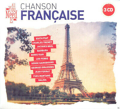 VARIOUS - All You Need Is: French Chanson [CD]