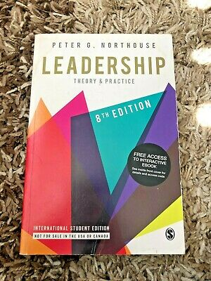 Leadership: Theory and Practice 8th Edition by Peter G. Northouse