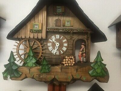 Cuckoo  Clock 1 Day with Muscial