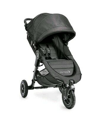2018 Baby Jogger City Mini GT Jogging Stroller Charcoal Grey
