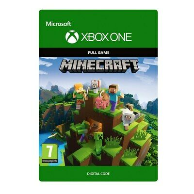 Minecraft  XBOX ONE digital Key CODE.