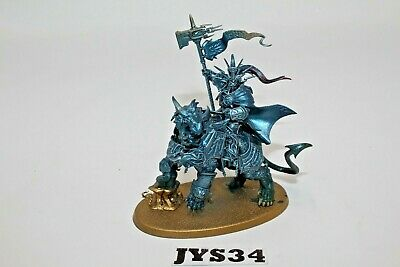 Warhammer Stormcast Eternals Lord-Celestant on Dracoth JYS34