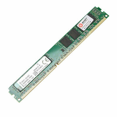 8GB DIMM DDR3 CL11 SDRAM PC3 12800U 1600MHz 240Pin 1.5V For Kingston Desktop rl2