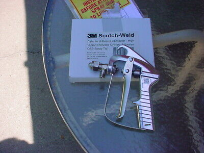 3M Scotch-Weld Cylinder Adhesive Applicator with QSS Tip