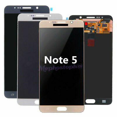 For Samsung Galaxy Note 5 N920 LCD Touch Screen Display Digitizer Replacement US