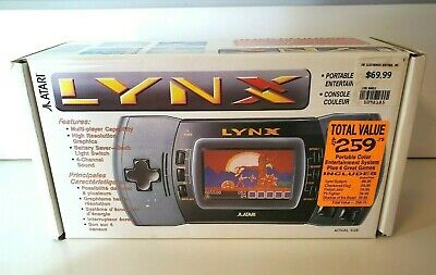 FULL ATARI LYNX LICENSED GAME COLLECTION 95% NEW!ALL