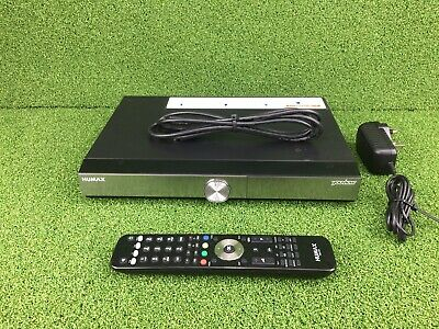 HUMAX DTR-T2000 500GB YouView Receiver Twin Tuner Freeview HD Recorder