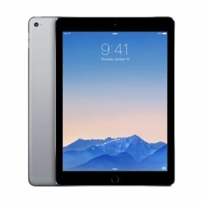 Apple iPad Air 2 with Wi-Fi 16GB MGL12LL/A in Space Gray 9.7in Retina Screen