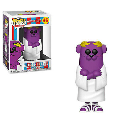 Funko Ad Icons POP Alexander The Grape Vinyl Figure NEW IN STOCK