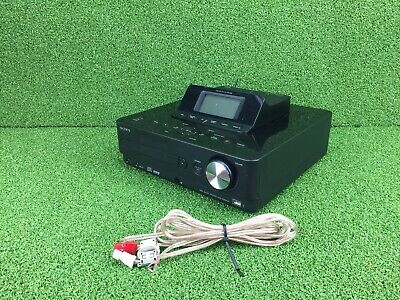 Sony Giga Juke HDD Audio System NAS-E300HD DAB Radio CD player 80GB Jukebox HiFi