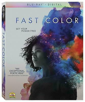 Fast Color (Blu-Ray+Digital) NEW