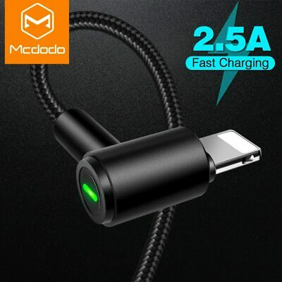 Mcdodo Lightning Cable Heavy Duty iPhone 7 8plus XS Max XR Charger