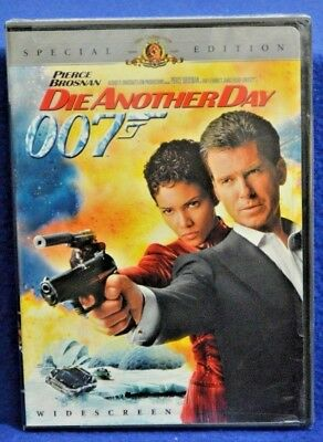 Die Another Day (DVD, 2003, 2-Disc Set, Special Edition; Full Frame)~ UNOPENED ~