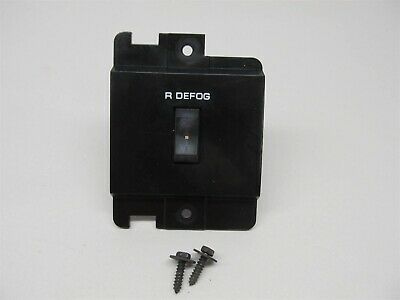 Rear Defrost Switch 555045 Gm 1977-1990 Full Size 77On1-4G6