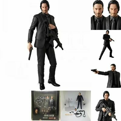 Mafex No. 070 John Wick Chapter 2 PVC Action Figure New In Box