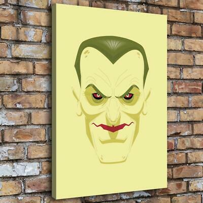 "Clown Jack Home Decor Room HD Canvas Print Picture Wall Art Painting 16""x24"""