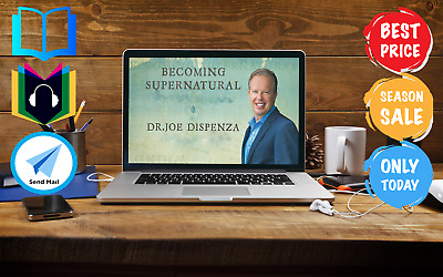 Becoming Supernatural:How Common People Are Doing..By Dr. Joe Dispenza AUDIOBOOK