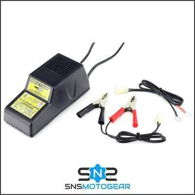 BikeTek Pro-3 Motorcycle Motorbike 12V Diagnostic Battery Charger/Optimiser