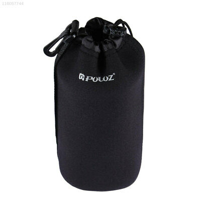 D5F0 PULUZ Lens Carrying Bag Lens Store Case Camera Lens Pouch Protector