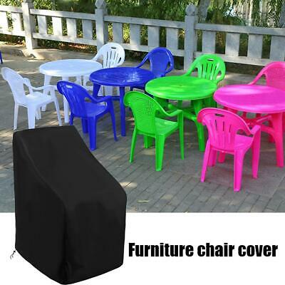 Waterproof Chair Dust Rain Cover Outdoor Garden Patio Furniture Protector