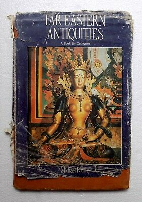 Vintage book Far Eastern Antiques full Illustrated Printed in 1972 old book C420