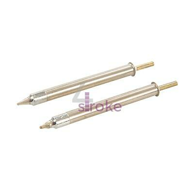 8W Soldering Iron Tip 3.5mm 420 degrees Iron Plated 2Pce