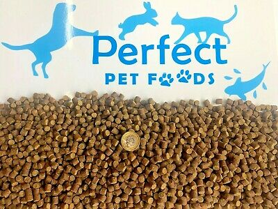 7mm Feed Sinking Pellets, Carp Bait, Sturgeon, Coarse and koi feed