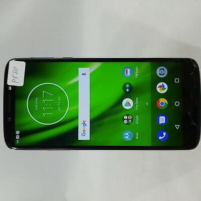 Motorola Moto G6 Play XT1922-7 16GB Sprint Only Android Smart Cellphone P580
