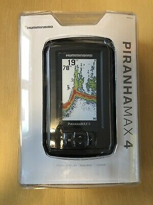 HUMMINBIRD PIRANHAMAX 4 Fish Finder - $79 99 | PicClick
