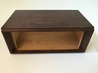 Marantz Walnut Cabinet for Marantz 7 or Similar Sized Units