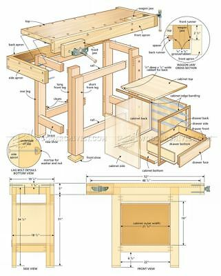 Make DIY Carpentry Woodwork tables 17gb 4 Dvd The Art Woodworking Wood Finish