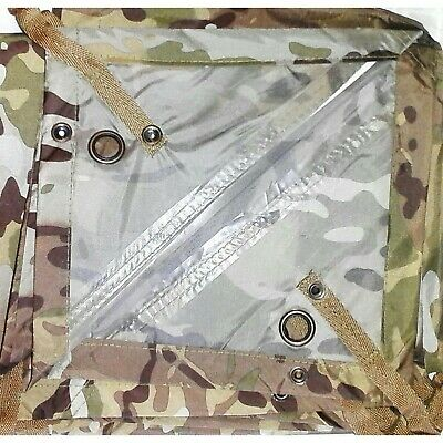 Tactical Force Hootchie Multicam Taped Seams Military / Army / Cadets 278X186CM