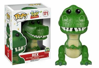 FUNKO POP TOY STORY REX Vinyl Action Figures Collection Model Toys for Kids GIFT