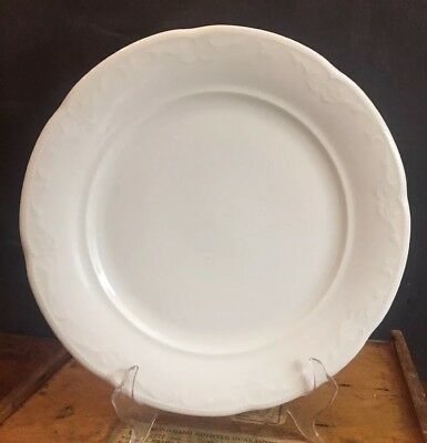 VILLEROY & BOCH Sirius Pattern Dinner Scalloped Plate Made in Germany