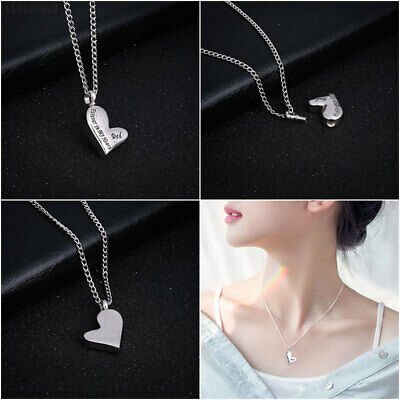 1C70 Ashes Holder Urn Necklace Cremation Necklace Family Member Carving Heart