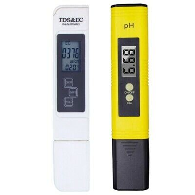 Tds Test Meter for Water Quality Testing Digital Ph Meter and Tester Q4L2