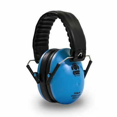 Kids Ear Muffs With Case Noise Reducing Blue