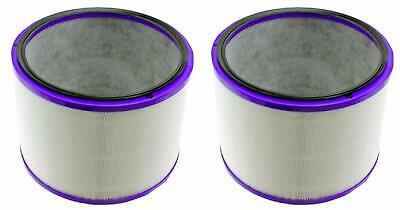 HEPA Carbon Filter For Dyson HP01 HP02 DP01 Pure Cool Link Desk Hot Purifier 2pc