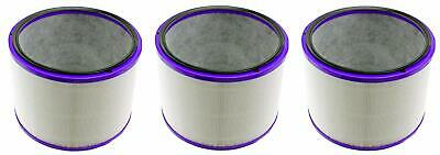 HEPA Carbon Filter For Dyson HP01 HP02 DP01 Pure Cool Link Desk Hot Purifier 3pc