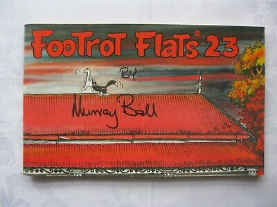 FOOTROT FLATS 23 by MURRAY BALL