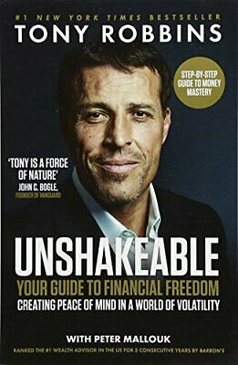 Unshakeable Your Guide to Financial Freedom