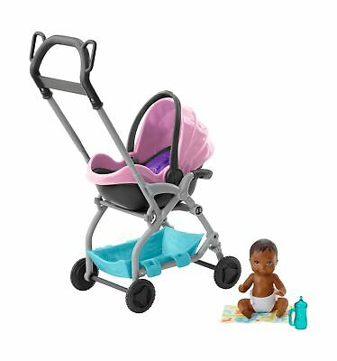 Barbie FXG95 Skipper Babysitters Inc Doll and Playset .