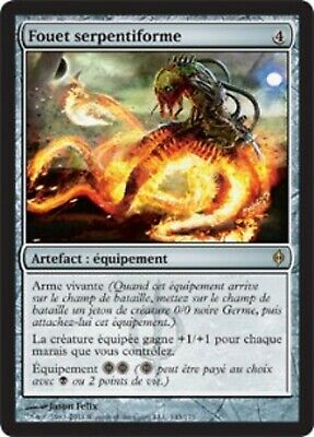 *MRM* FRENCH 2x Fouet sous tension Livewire Lash MTG Scars of mirrodin