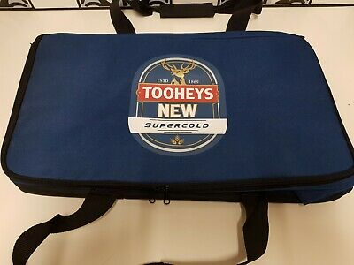 """TOOHEYS NEW SUPERCOLD"" ESKY Flat Pack - For the Love of Beer 24 Can Cooler Bag"