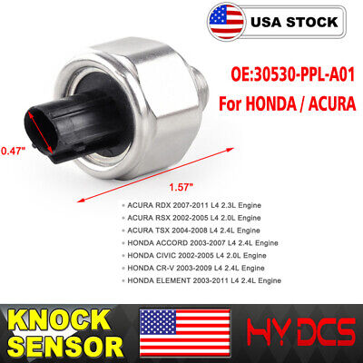 2008 Honda Civic Knock Sensor Location