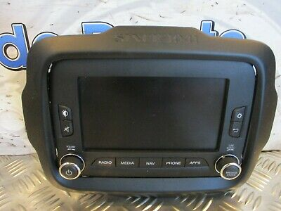 2016 Jeep Renegade Limited Sat Nav Radio Display Screen  7356350740 #20832