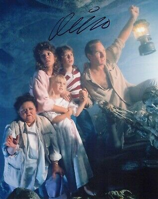 Oliver Robins Photo Signed In Person - Robbie in Poltergeist - E640