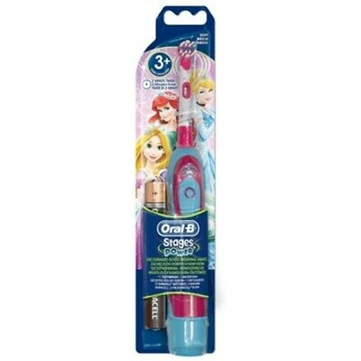 ORAL-B Stages Power Kids toothbrush on batteries with Disney Princes (1 piece) 3