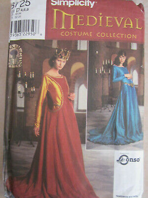 COSTUME CONNECTION #1406W Late 14th Century Kirtle and